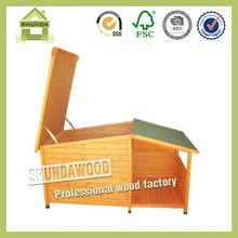 SDD09 High Quality Wooden Dog House Dog Kennel