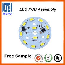 2015 high quality aluminum led pcb assembly,pcb copy manufacturer in China