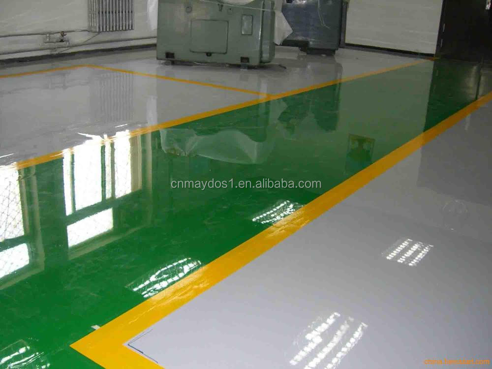 Heavy Duty Epoxy Flooring Services : China supplier warehouse heavy duty floor paint non slip