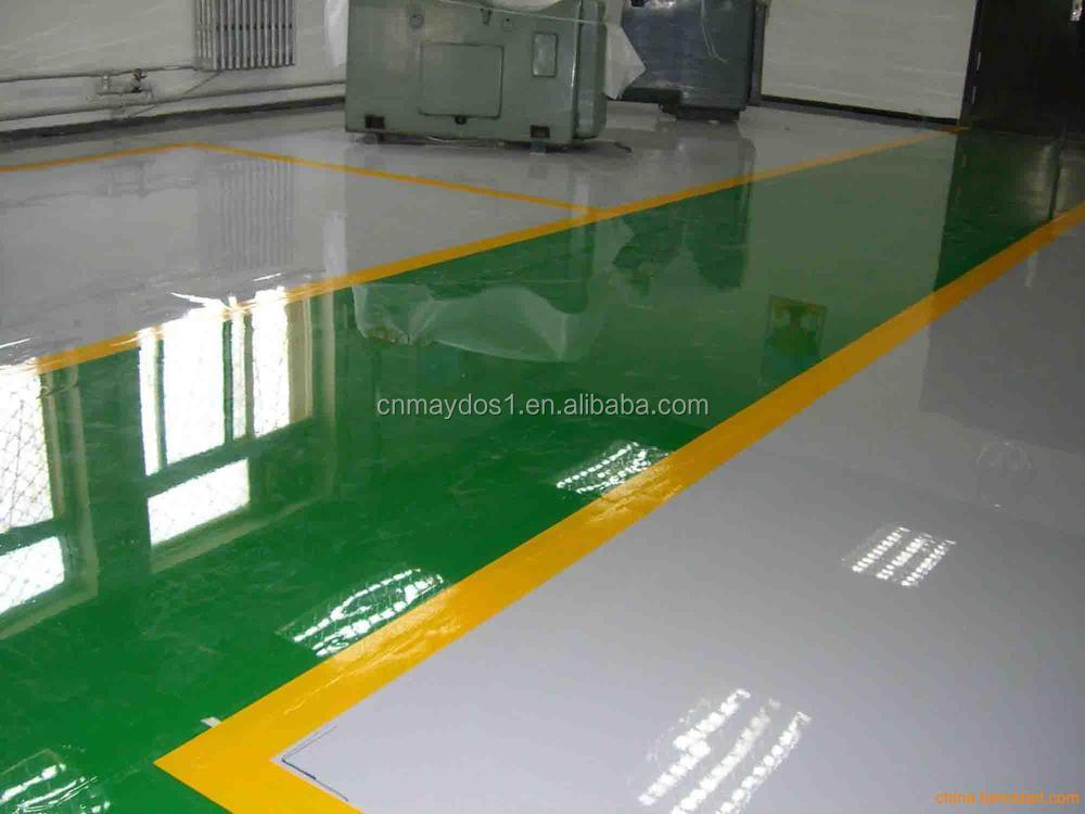 Heavy Duty Concrete Floor Paint : China supplier warehouse heavy duty floor paint non slip