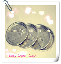Randa Steel for Easy Open Cap T4-CA