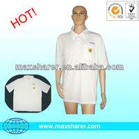 Fashion ESD T-shirt,Antistatic Polo Shirt C0109