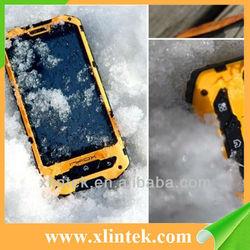 4.0 inch IPS screen waterproof shockproof smartphone