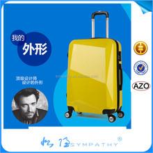 travel luggage with big wheels