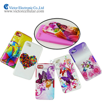 2014 Made in China cell phone accessories new fashion design PC silicone combo case for BlackBerry Z10