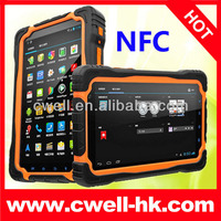 Hugerock T70N MTK6589T Quad Core Android Rugged Tablet PC with NFC and OTG