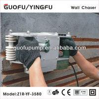 1450W electrical power tool,wall groove machine,concrete cutter Z1R-YF-3580