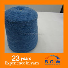 100% Acrylic yarn for knitting factory price bath towels wholesale