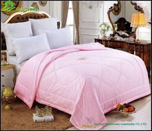 Cheap 50%polyester 50% silk adult patchwork quilt comforter Micro Fiber Quilt GVNNJ0011