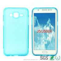 silicon phone case for samsung galaxy J5 cover
