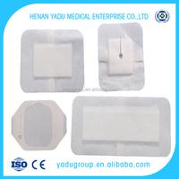 polyurethane film waterproof medical wound dressing
