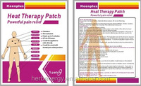Therapy Disposable body warm Heat patch