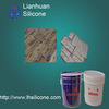 liquid silicone rubber for toy molds for Gypsum sculpture mold making,gypsum column mold rtv silicone rubber