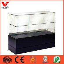 China wholesale market agents glass sliding floor filing cabinet