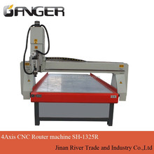 SH-1325R wood planks cnc carving machine