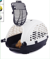 Small sized pet crate carrier with competitive price carrier