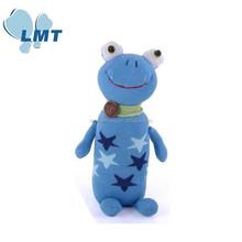LMT-WZWW-76 New arrival frog soft stuffed toy