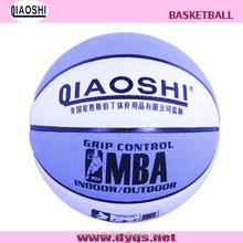 Printed Custom Logo PU Leather Basketball