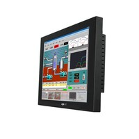15 inch wall mounted touch screen all-in-one computer
