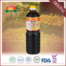New Arrival 1000ml natural Brewed Superior Dark Soy Sauce