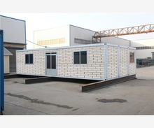 durable prefab store china cost saving steel light school container houses