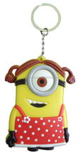 Promotional custom PVC key chain as good giveaways