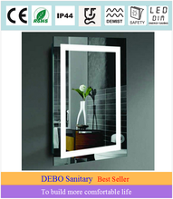 DIBO designer high quality led hotel mirror china supplier