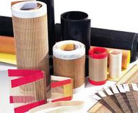 PTFE Teflon coated mesh fiberglass cloth