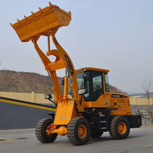 mini tractors with front end loader made in china