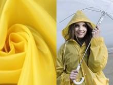 Wholesale Polyester Taffeta Raincoat Fabric Waterproof Fabric