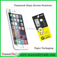 Good Price Perfect Size Screen Protector for iphone 6 Tempered Glass