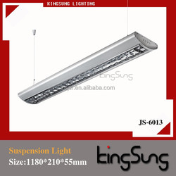 High Quality Hanging Lighting T5 Elegant Suspended Aluminium Office Light