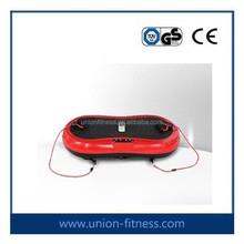 Body shaker fitness equipment
