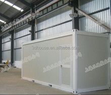 40 feet container house/ sea container house/shipping container