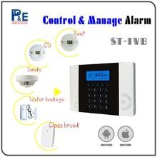 GSM Control Alarm APP Operation