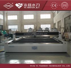 YC number control steel plate ceramic tile making machine