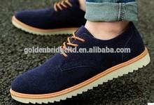 2015 nueva llegada de calzado casual para hombres