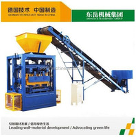Widely used concrete block making machine QT4-24 for sale in USA