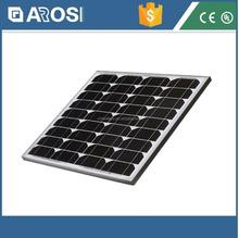 price per watt solar panels Monocrystalline silicon module 30W solar panel