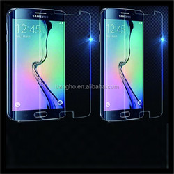 tempered glass for samsung galaxy s6 edge screen protector,factory supply samsung s6 edge tempered glass screen protector