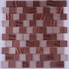 mix color art pattern glass mosaic
