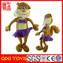 China factory squirrel stuffed animal squirrel stuffed toy