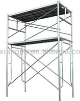 We Supply Frame Scaffolding with Main Frame Cross Brace Joint Pin Ladders