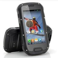 New S09 IP68 waterproof shockproof rugged mobile phone dual sim brand 3G android phone