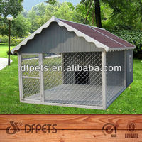 Wooden Ourdoor Dog Fence For Sale DFD3013