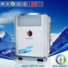CE, CCC, ISO9001, ISO14001 EVI Monoblock air to air conditioner factory