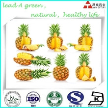 Hot sales plant extract pineapple extract/Bromelain enzyme/Whiten skin Free sample