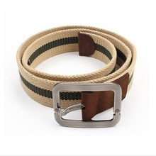 Utility webbing durable canvas travelling safety shotgun nylon duty gun Belt with conveyor belt system