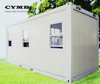 CYMB prefabricated house steel structure system
