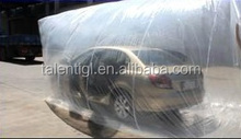 Plastic cover bag PE Film garage for car